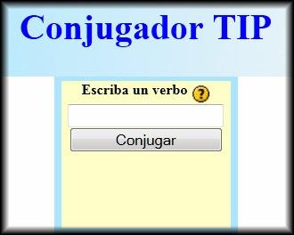 http://tip.dis.ulpgc.es/conjugar-verbo/