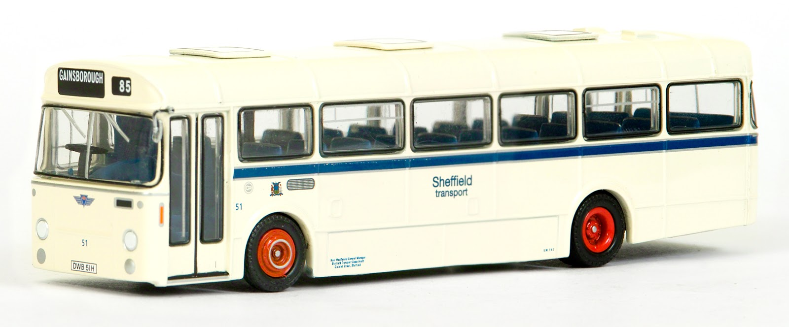 Exclusive first editions in the shops september 2014 for Timetable 85 sheffield
