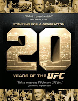 Fighting For A Generation: 20 Years Of The UFC (2013) [Vose]
