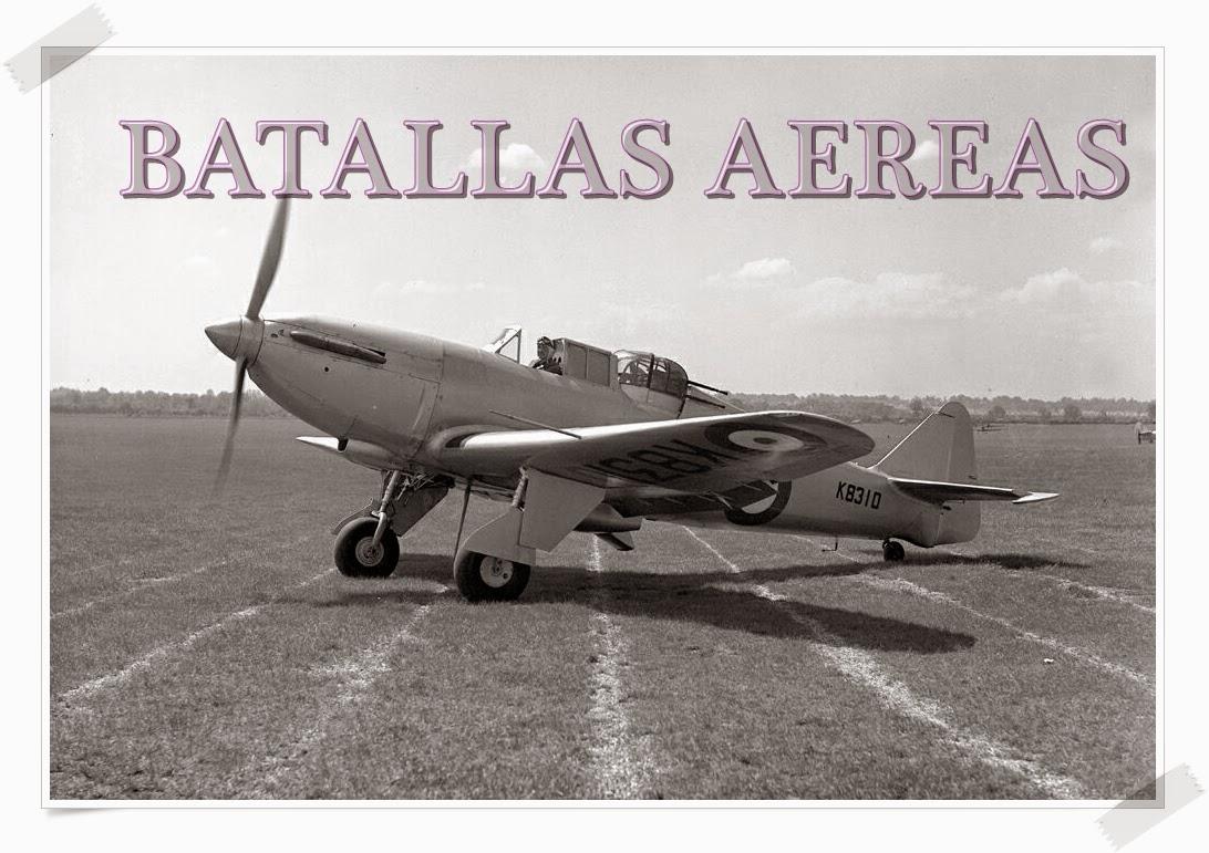 Visita mi blog sobre Batallas aéreas