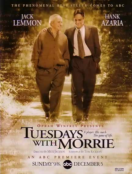 tuesdays with morrie compare and contrast