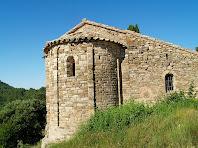 L'absis de Sant Vicenç de Vilarassau
