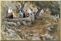 Luke 9: 18 - 22