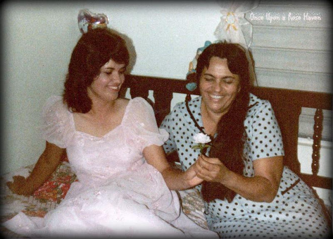 ~ My beloved Mother and I ~
