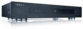 OPPO BDP-93 Universal Network 3D Blu-ray Disc Player