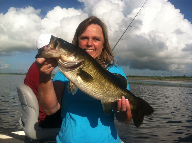 Lake okeechobee bass fishing lake okeechobee bass for Lake okeechobee fishing guides