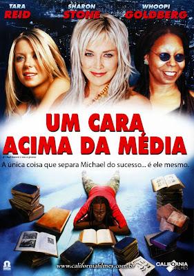Um Cara Acima da Média - DVDRip Dual Áudio