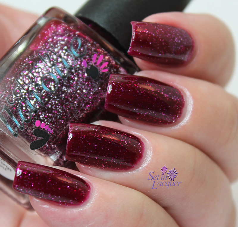 Colors by llarowe - Plum Pudding