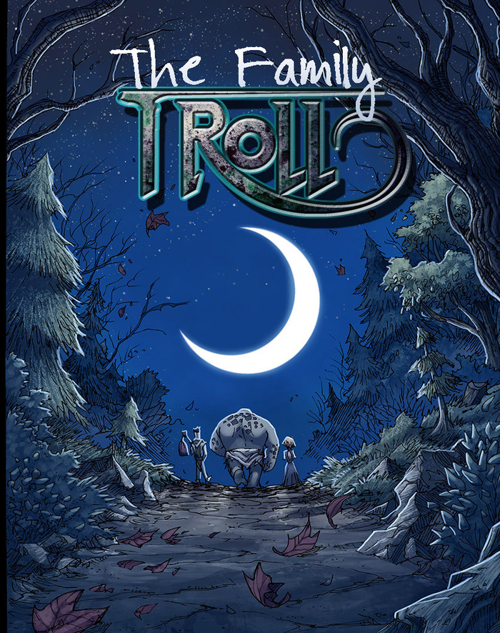The Family Troll @Kickstarter