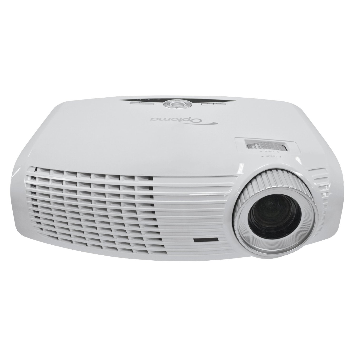 Mini wall best hd projector 1080p reviews optoma hd20 for Hd projector small