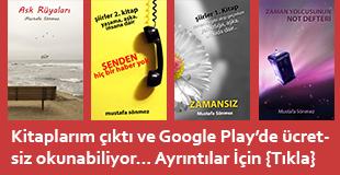 Mustafa Sönmez Kitapları