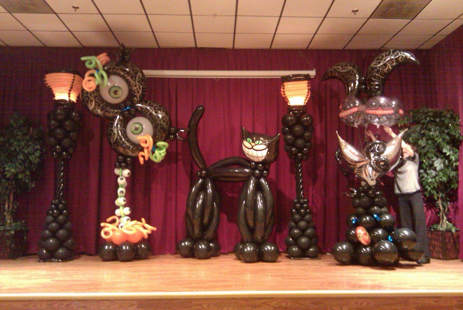 DreamARK Events Blog: Halloween party decoration ideas