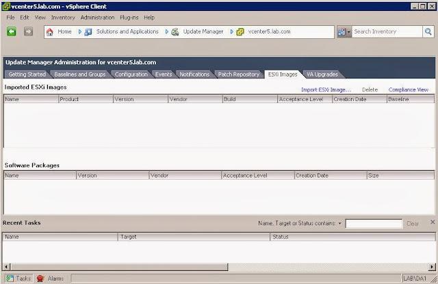 vSphere 5.5 Upgrade Part 11 - Upgrade ESXi hosts using Update Manager