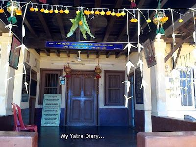 Hare Rama Hare Krishna Temple in Kannur, Kerala