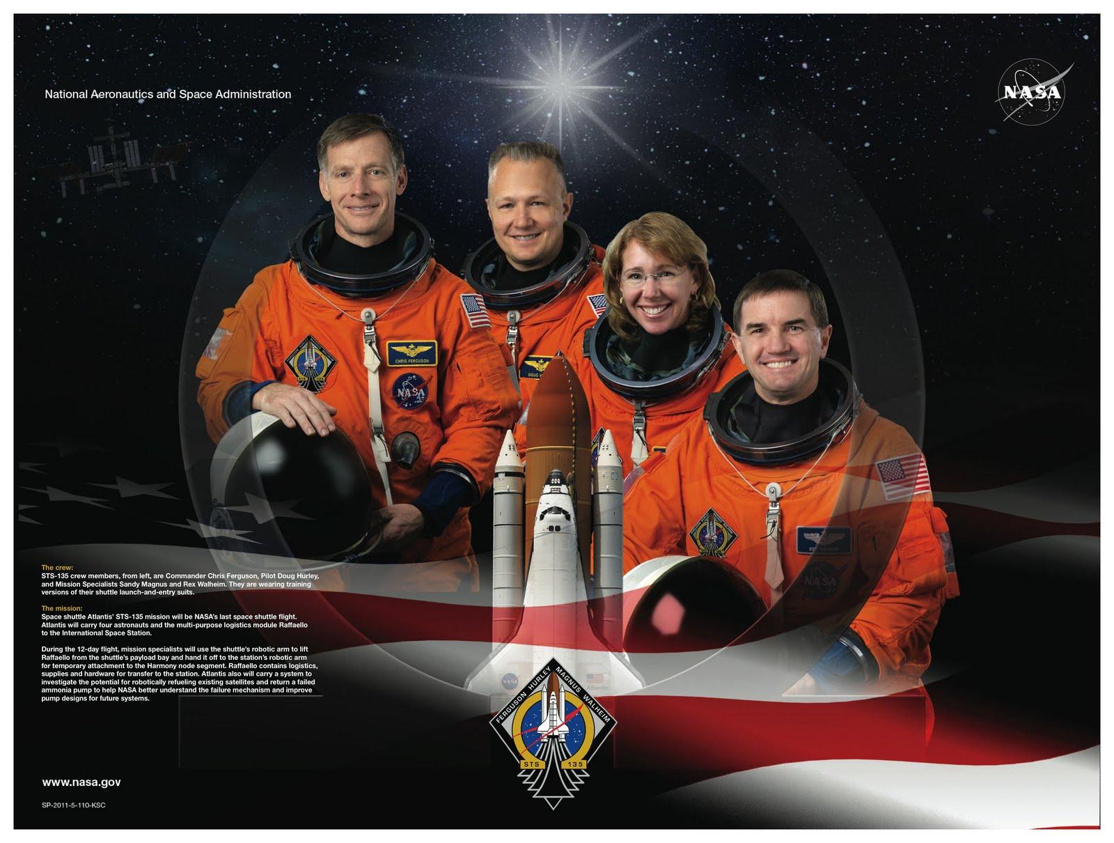 last nasa Space Shuttle launch #11