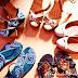 ☼ 6 * O meu calçado de verão...