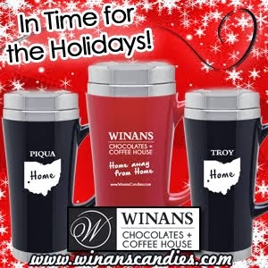 Winans Red Coffee Mugs