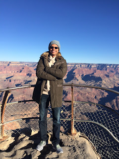 grade de protecao do grand canyon borda sul