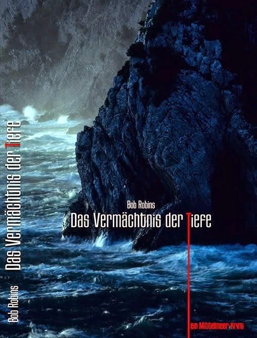 NEU: Ein spannender Mittelmeer-Krimi von Robert Hofrichter!