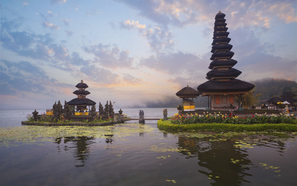 Indonesia - Eat Pray Love is just the tip of the iceberg: There is so much more to this beautiful country, including the fact that it is majorly budget-friendly.