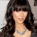 kim kardashian hairstyle long 2014
