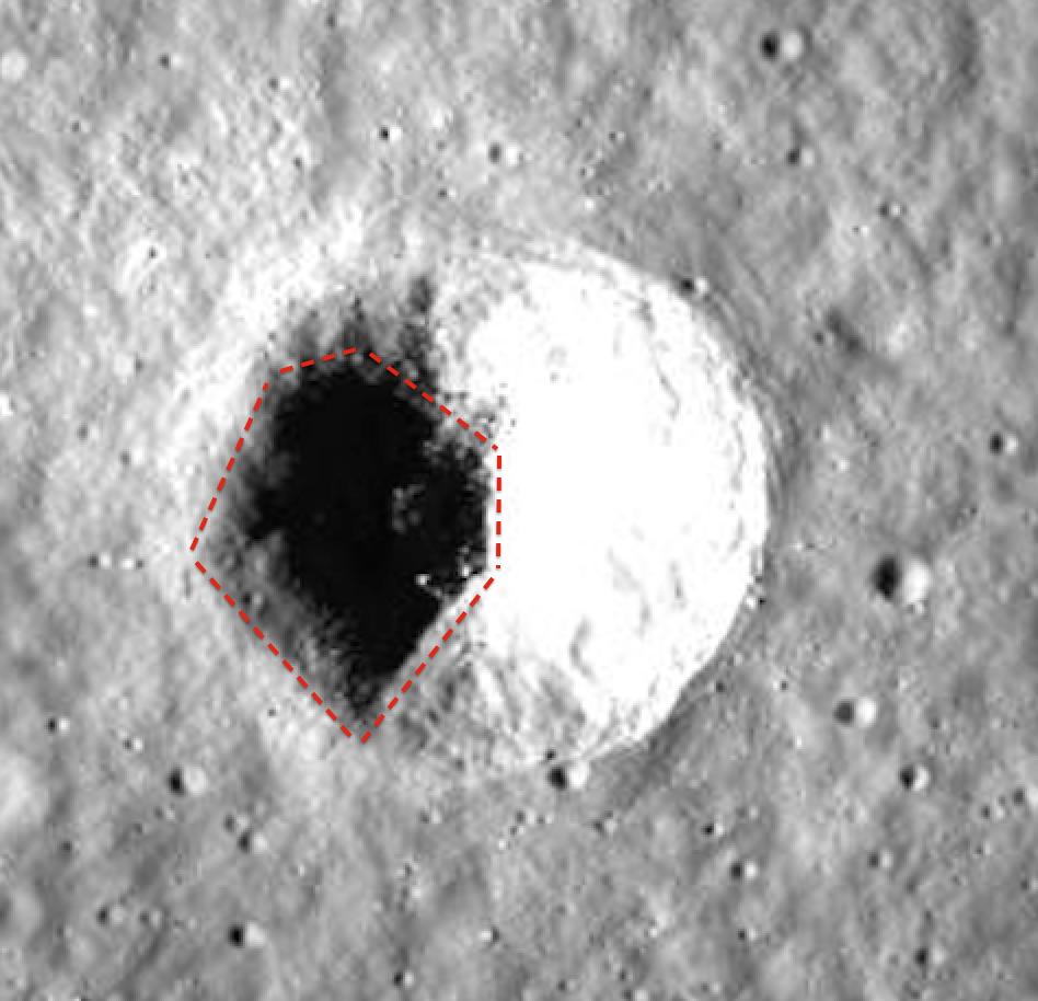 nasa moon sighting - photo #48