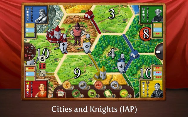 Catan android screenshot3