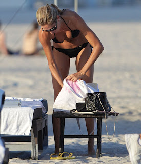 Lauren Stoner, Lauren Stoner Bikini, Lauren Stoner Beach Bum Bikini