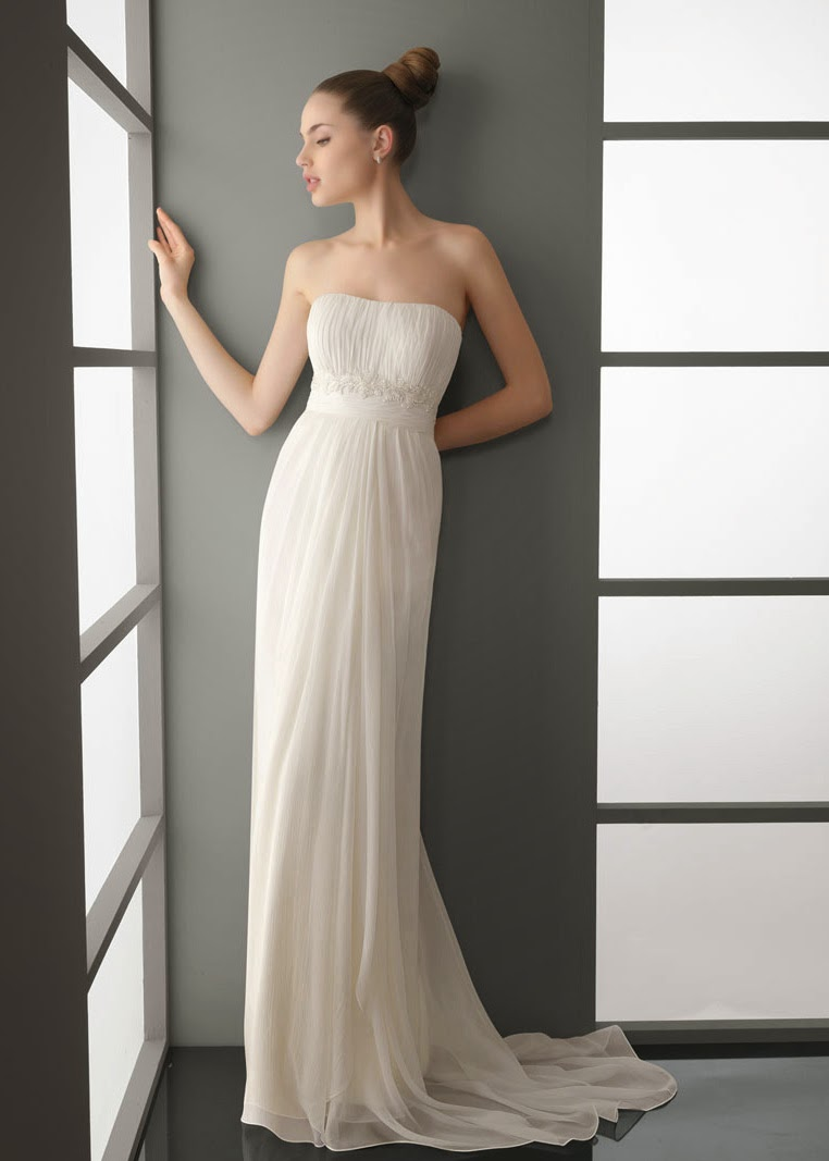 simple wedding dresses petite