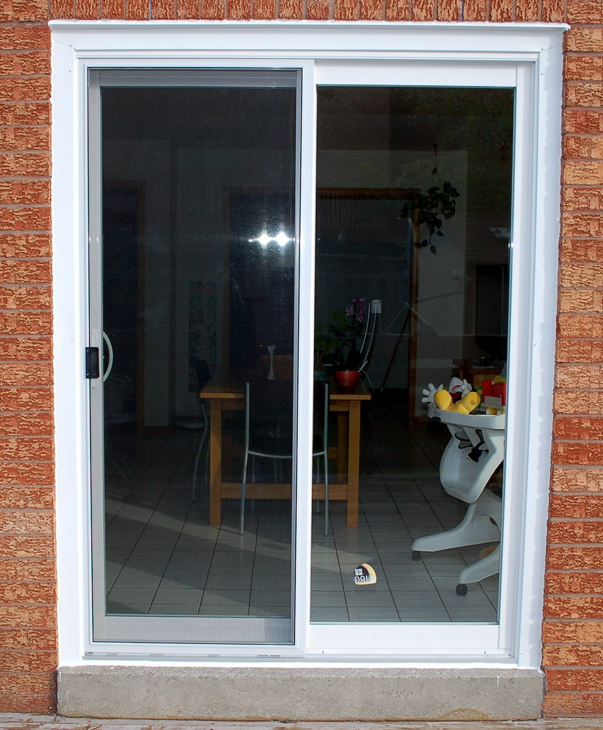 Ajr window technologies for Front door patio