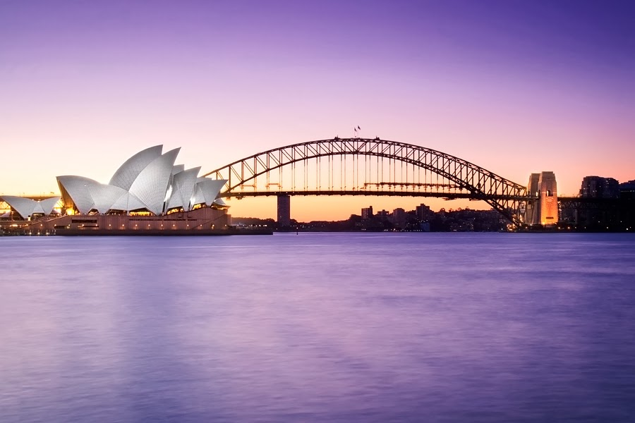 Bondi Beach, Holiday in Sydney, Vacation in Australia, Jenolan Caves, Sydney Opera House, Blue Mountain, Taronga Zoo, Harbour Bridge,