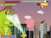 chơi game khủng long tấn công