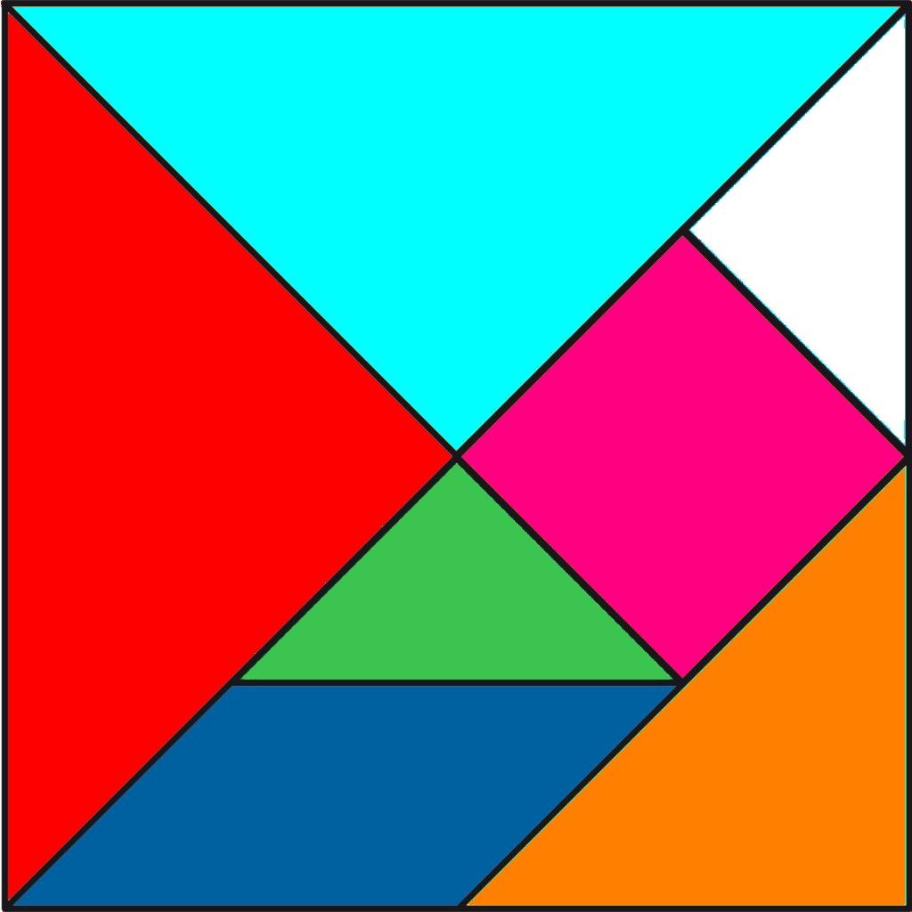 monsieur carton hoy fabricamos un tangram 1 2. Black Bedroom Furniture Sets. Home Design Ideas