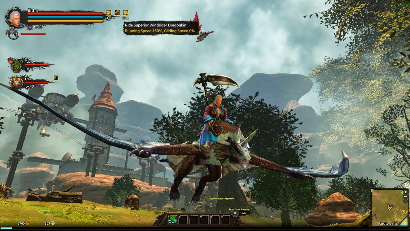 8 dragons game