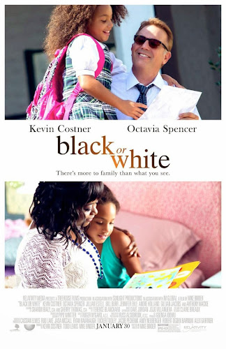 Black or White (BRRip 720p Inglés Subtitulada) (2014)