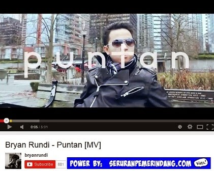 Official Music Video & Lirik Lagu Puntan - Bryan Rundi