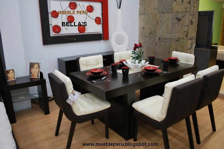 comedores muebles per comedores modernos On comedores modernos chile