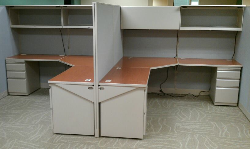1source Office Furniture Hon Initiate Used Cubes
