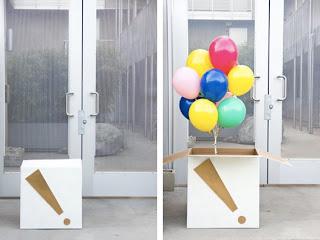 caja sorpresa cumpleaños