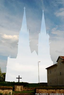 skara domkyrka, västergötland, sverige, sweden, fd försvunnen, cathedral, church, missing, disappeared, foto anders n