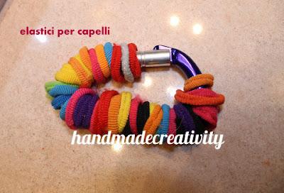 3 idee per organizzare: foulard, orecchini & elastici