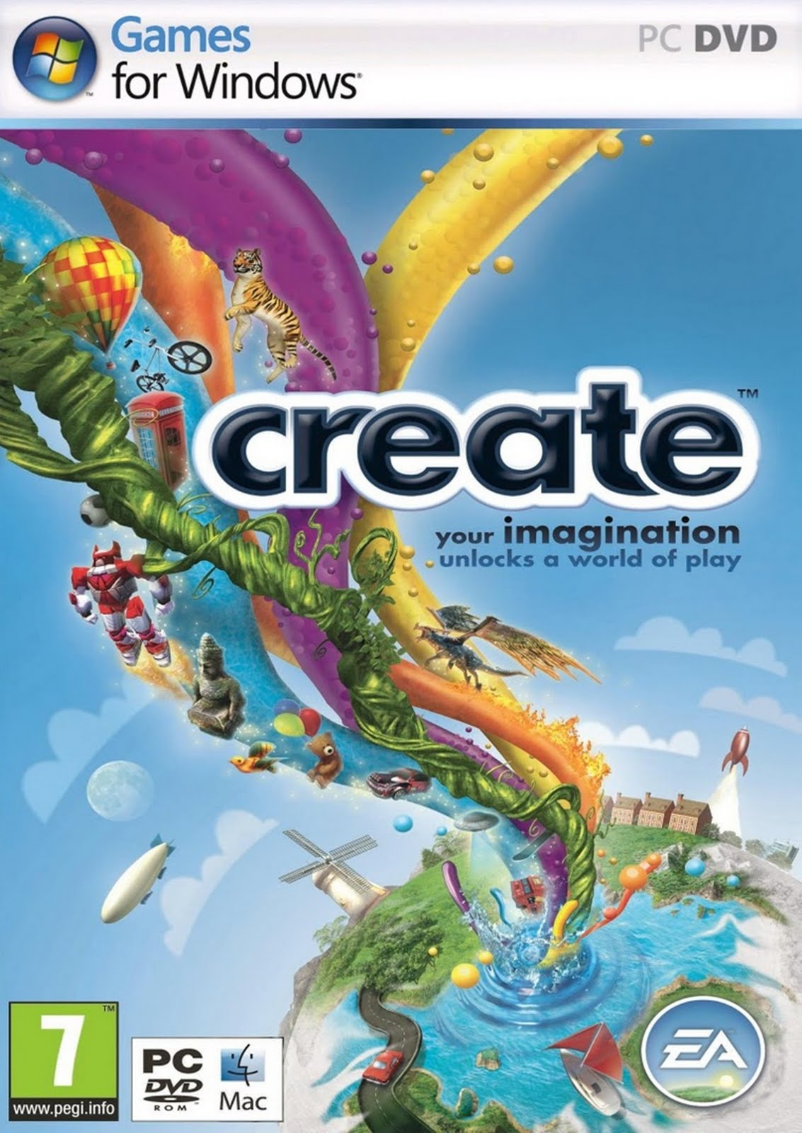 Dream Games: Create