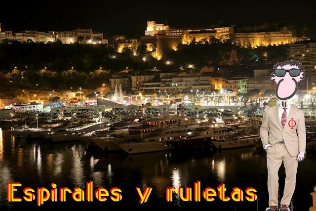 Pepe Vitruvio se dispone a pasar un relajado y económico fin de año en Mónaco.