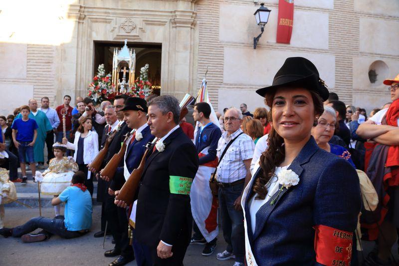 Romería de Abanilla, 3 de mayo de 2014