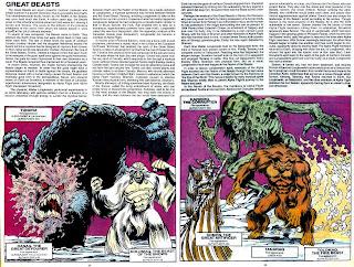 Grandes Bestias (ficha marvel comics)