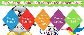 google algorithm for seo