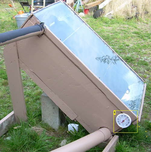 How to build a solar hot water heater