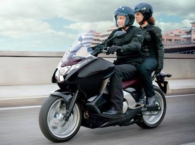 Le motociclette che consumano meno benzina