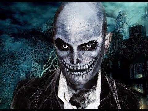 Ghost Makeup Tutorials