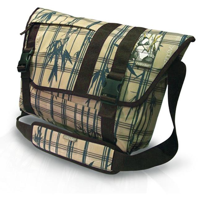 Bamboo Messenger Bags